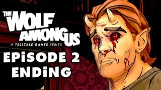The Wolf Among Us - Episode 2: Smoke and Mirrors, Part 4: Beast Fight (PC Gameplay Walkthrough)