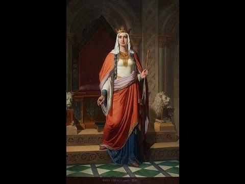 REINA URRACA I DE CASTILLA Y LEÓN  (Año 1080) Pasajes de la historia (La rosa de los vientos)