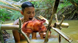 eating live animals
