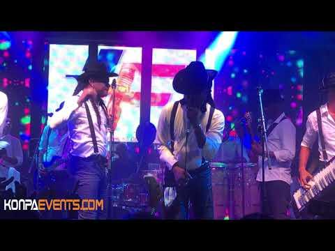 Djakout #1 -  Habitude La Live Video Performance @ Marriott