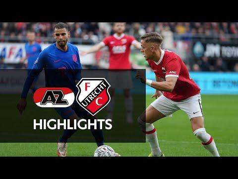 Alkmaar Utrecht Goals And Highlights