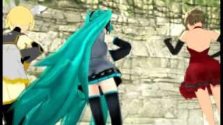 [MMD] Ketchup Song Motion (asereje) - Miku Hatsune
