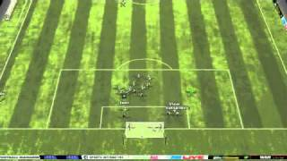 Partizan vs Man City - Vlaar Goal 28th minute
