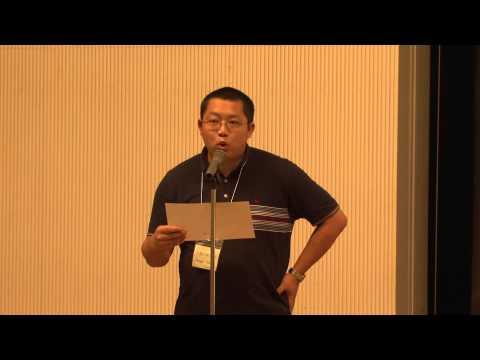 生駒大祐(日本) Daisuke Ikoma (Japan)  Haiku Reading 1