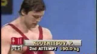 Pavel Kuznetsov, 1988 Olympics (Part 1)