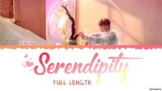 Download [Full Length Edition] BTS  JIMIN - SERENDIPITY (세렌디피티) Lyrics [Color Coded Han_Rom_Eng]
