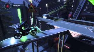 Trials Fusion BETA - Chapter 1 Gameplay
