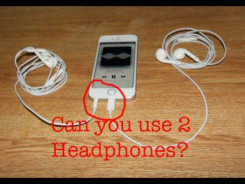 Can You Use Two Headphones On Iphone Via Lightning