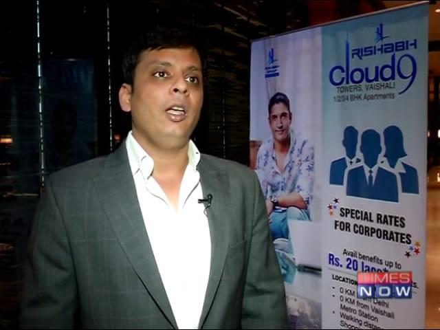 Akash Jain, CEO & Director, Rishabh Group, Cloud 9 Projects