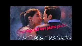 Dil mein ho tum song,dil full song, video cheat india song e...