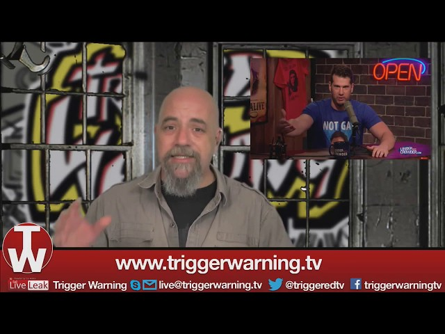 TheBigShow – TriggerWarning tv