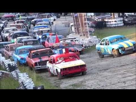 Grand Rapids Speedway Enduro-1st Segment-9-10-2016-Ads removed