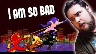I Am So Bad, My Word (Speedrunners)