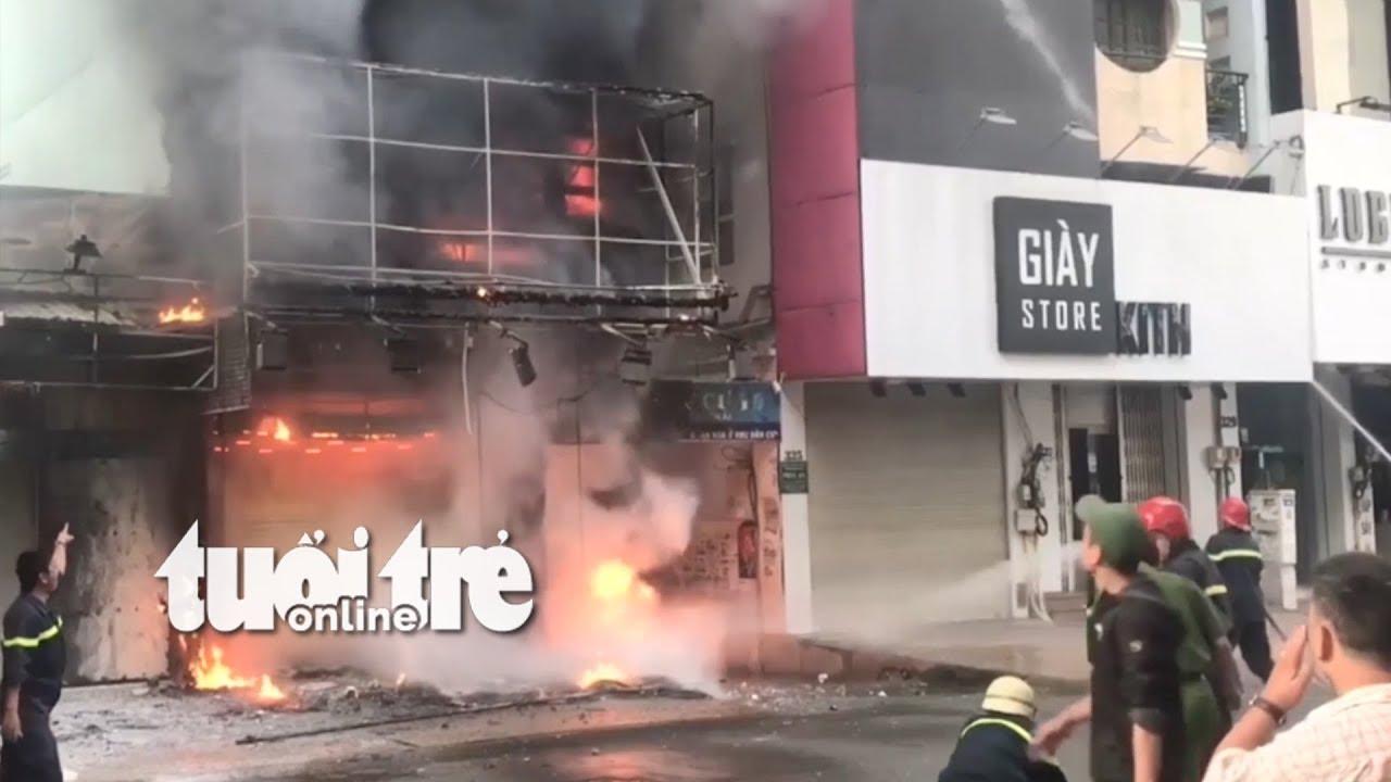 Quận 7 HCM cháy nhà, Kịp thời giải cứu ngay trong ngày 5-9