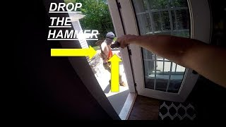 Crazy Man Almost Breaks Into My House