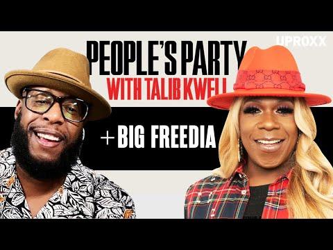 Talib Kweli & Big Freedia Talk Bounce, Beyoncé, Drake, And NOLA After Katrina   People's Party Full