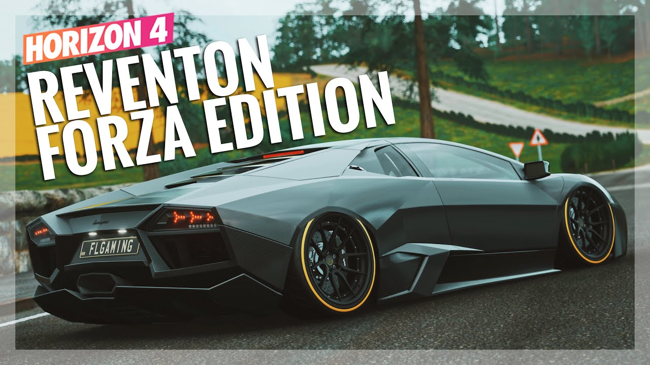 forza horizon 4 how to unlock the lamborghini reventon. Black Bedroom Furniture Sets. Home Design Ideas