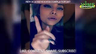 New xcassieviciousx aka CASSIE V © Instagram Compilation 2017