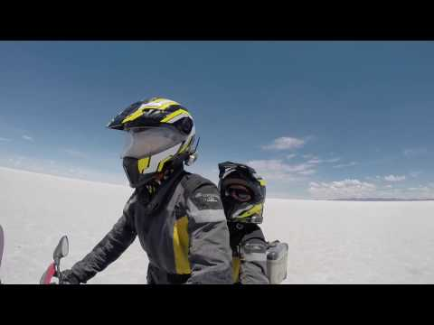 From Argentina to Colombia - 20 000 km in 90 days in South America on motorcycle