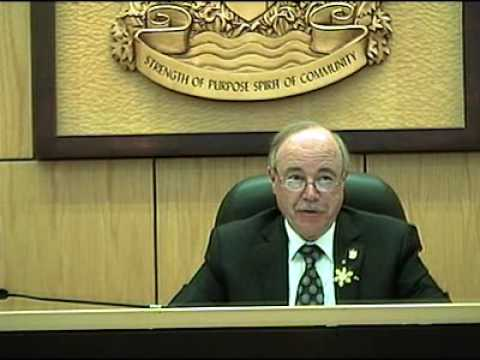 Langley City Council Meeting, 2014-04-07