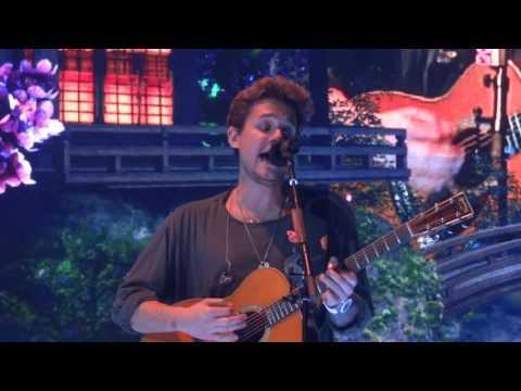 John Mayer - Daughters - Portland 07/22/2017