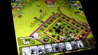 Angriffstrategie clash of clans mit 175 truppen