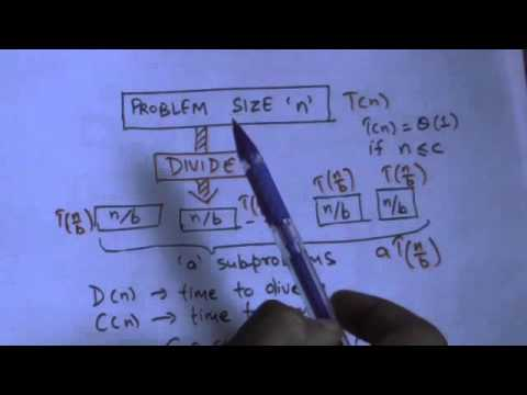 RECURRENCES: DESIGN AND ANALYSIS OF ALGORITHMS