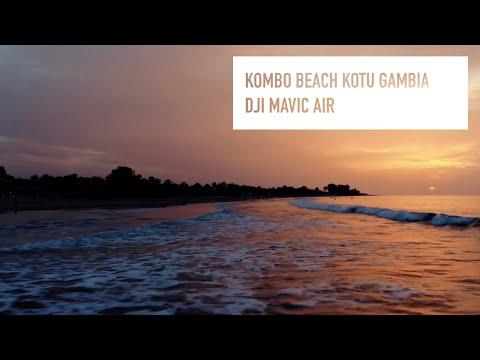 Kombo Beach - Kotu, Gambia - DJI Mavic Air (2018)