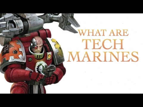 40 Facts and Lore on Techmarines Warhammer 40K