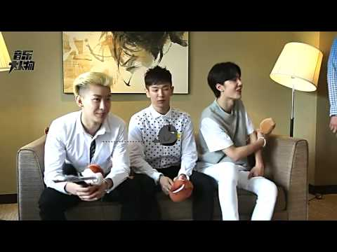 150616 [ENGSUB] [UniCode] #UNIQ-VIP of Baidu music