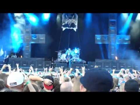 Slayer - 2012.07.17 Bonner Springs, Sandstone Amphitheatre