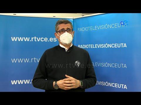 Tres años de sanción para el jugador del Bahía de Ceuta que agredió a un árbitro en la Regional