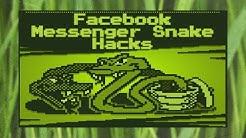 Facebook Messenger Hack | Snake