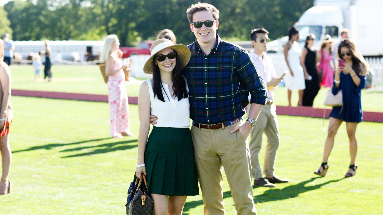 7f78e6224b INSTAGRAM HUSBAND AT THE POLO MATCH. Carly the Prepster