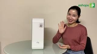 [Review] Máy lọc nước Unilever Pureit - Pureit Delica
