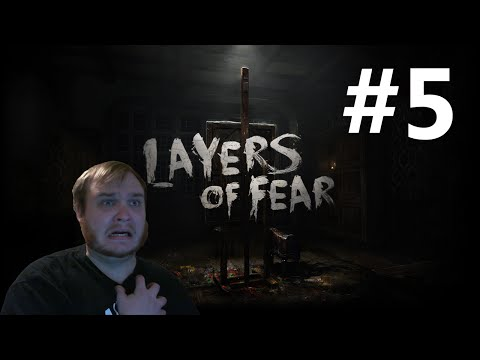 HANGING ON THE TELEPHONE | Layers of Fear #5