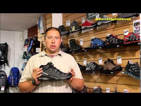 Walking Footwear Buying Guide -