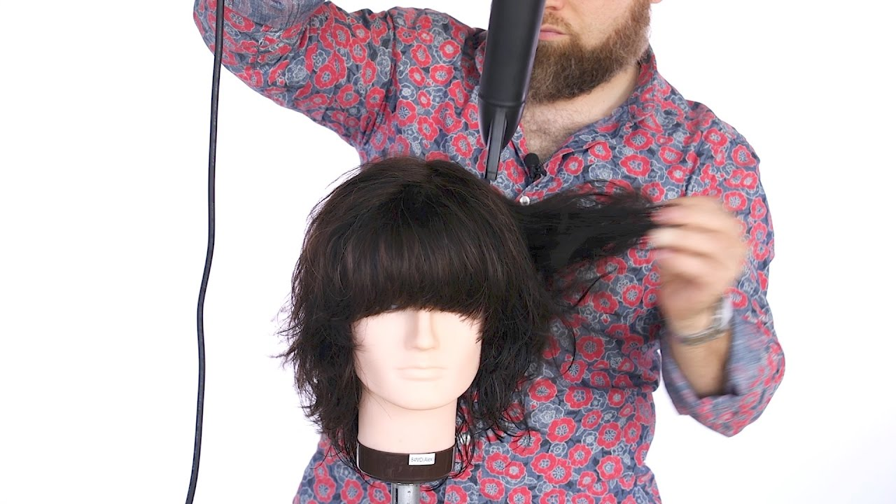 Mick Jagger 70s Haircut Thesalonguy Youtube