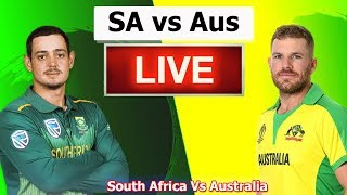 best android app Australia Vs South Africa 1st T20 Match 2020 || Today Cricket Match AUS VS SA