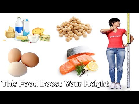 Here Are 6 Foods To Boost Your Height
