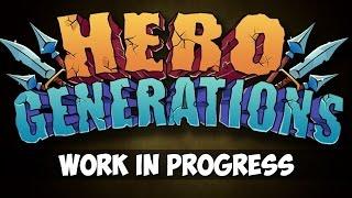 [Первый взгляд] Hero Generations