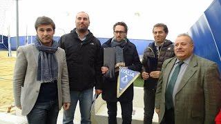 12-03-2016: #fipavpuglia - Presentazione tappa Campionato italiano Beach Volley a Monopoli