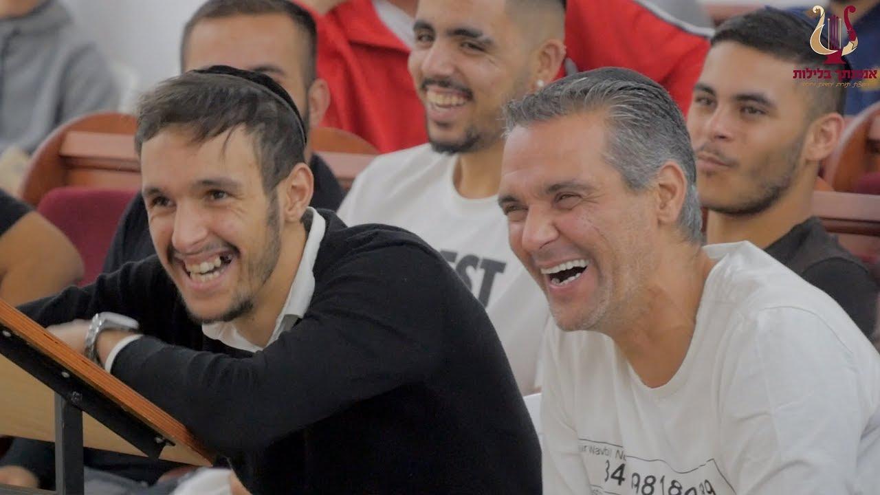 בואו תשמעו מה עובר על הרב רונן שאולוב בדרכים עם יהודים מתוקים ומיוחדים - קורע מצחוק עד דמעות !!