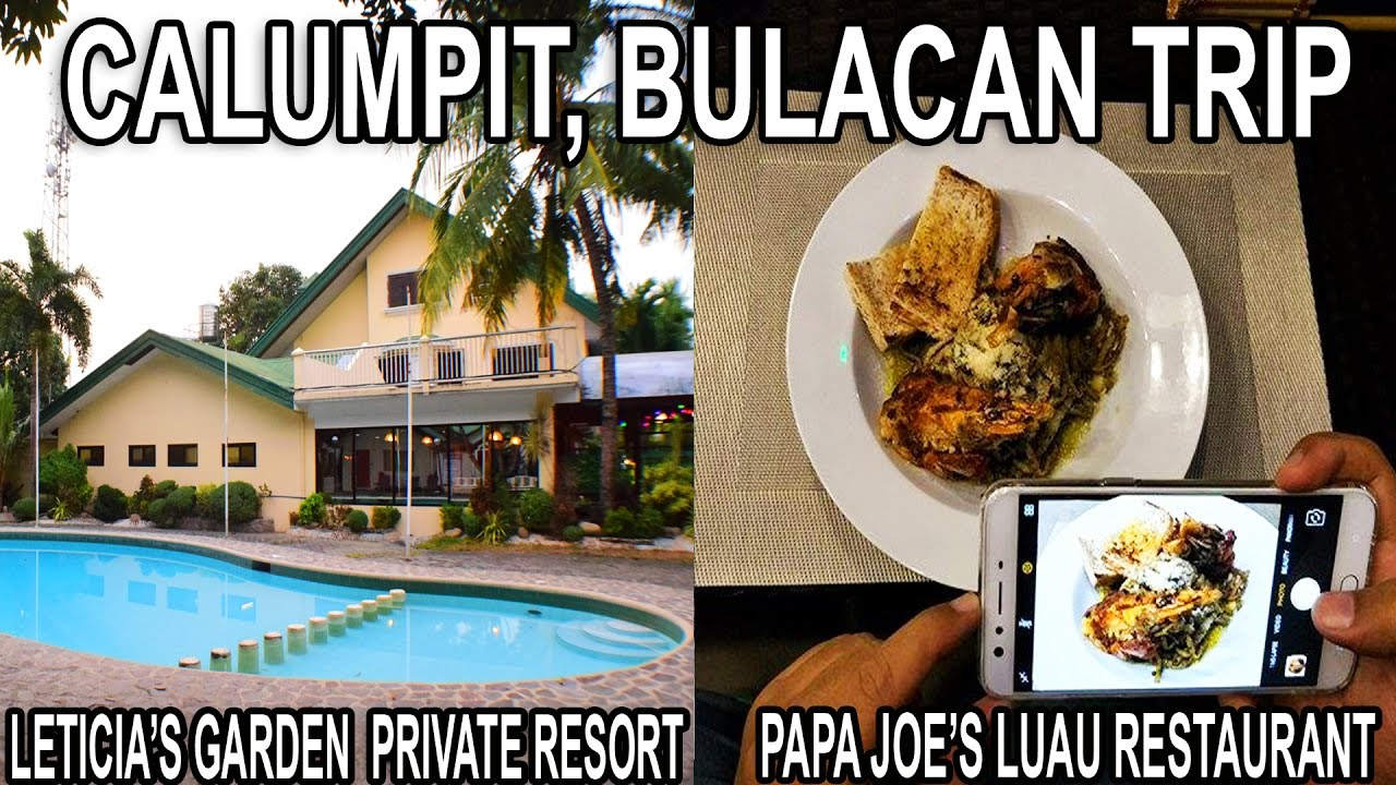 LETICIA\'S GARDEN RESORT AND PAPA JOE\'S LUAU RESTO - CALUMPIT ...