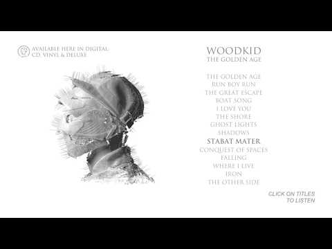 Woodkid - Stabat Mater (Official Audio)