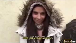 Para Karsiligi Spor Salonunda Super Fizikli Kiz İliskiye Girdi Turkce Altyazi