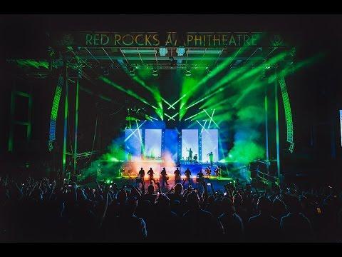 ODESZA In Return: Red Rocks
