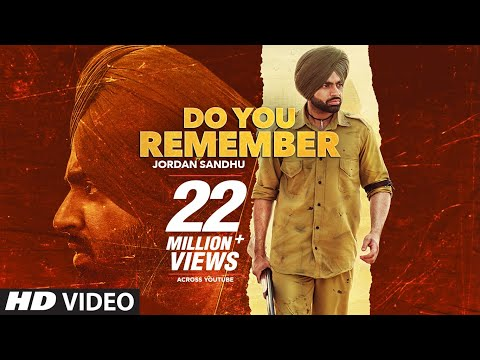 Do You Remember | Jordan Sandhu | Bunty Bains | Desi Crew | Nikki Kaur | Stalinveer | Punjabi Songs