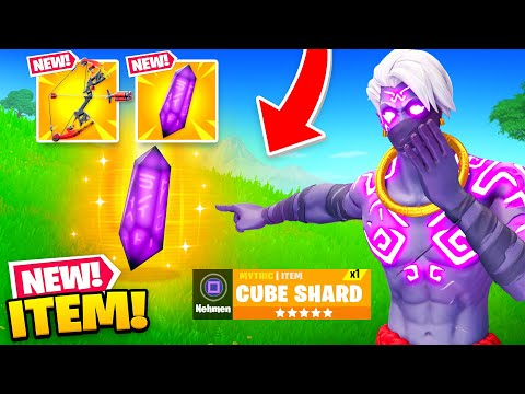 *FINAL* MYTHIC items FOUND in Fortnite! (Spire Quests 100% COMPLETE)