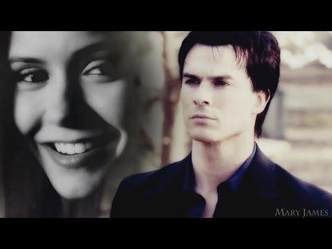 Damon & Elena || Lullaby Part 1 [AU]